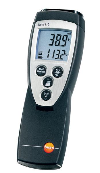 Testo 110 Lämpömittari