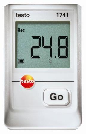 testo 174T Lämpötiladataloggeri