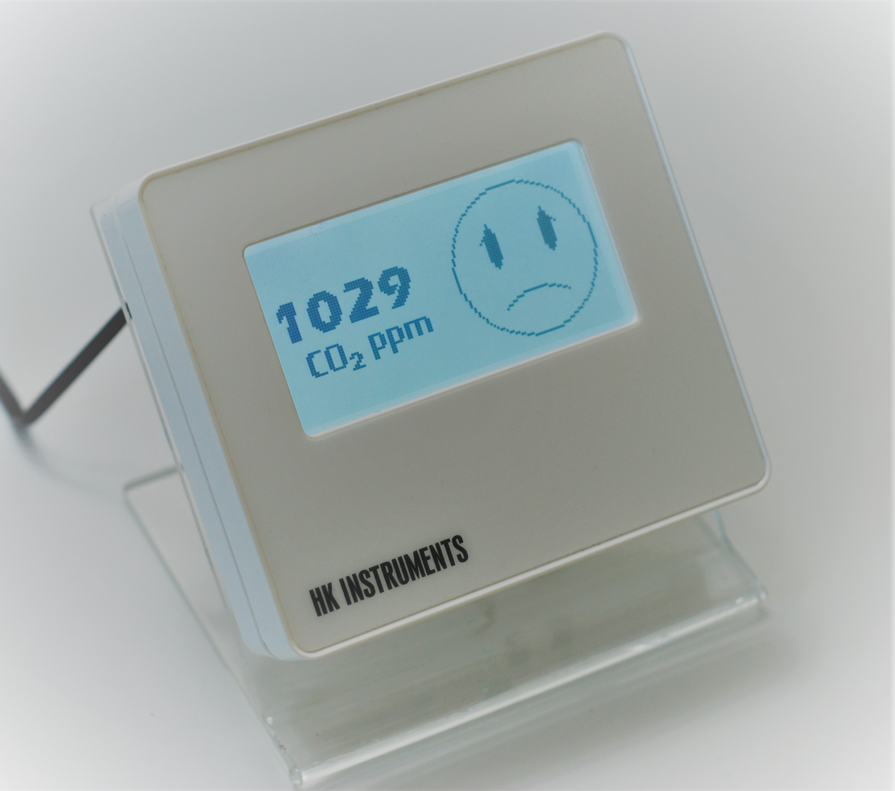 CDT2000-rH-D Hiilidioksidi CO2-, kosteus-, lämpötilamittauslaite