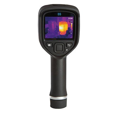 FLIR E6-XT Lämpökamera -20°C...+550°C 240x180