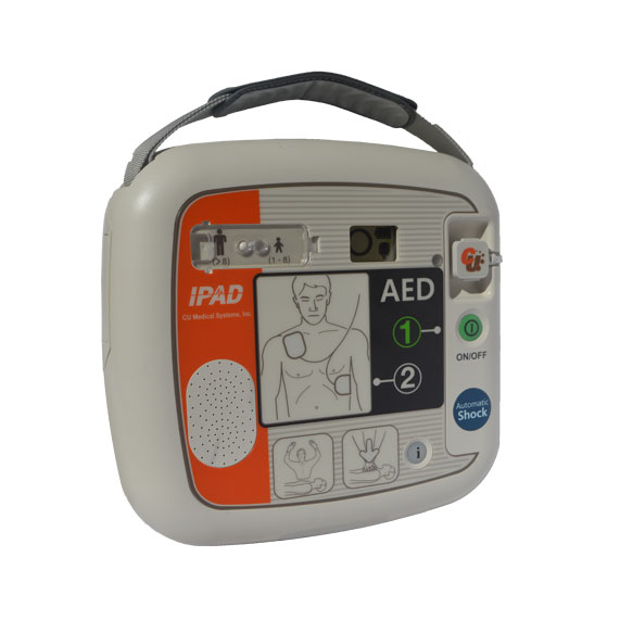 CU Medical Systems iPAD SP1 Fully Automatic Defibrillator