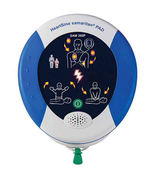 Heartsine Samaritan Pad 360P Fully Automatic Defibrillator