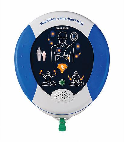 Heartsine Samaritan Pad 350P Semi-Automatic Defibrillator