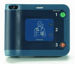 Philips Healthcare Heartstart FRx Defibrillator