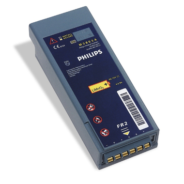 Philips Heartstart Defibrillator FR2 & FR2+ Battery