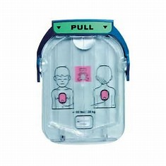 Philips Heartstart HS1 Child Defibrillator SMART Pads
