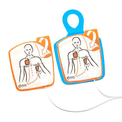 Cardiac Science Powerheart G5 Standard Adult Defibrillator Pads