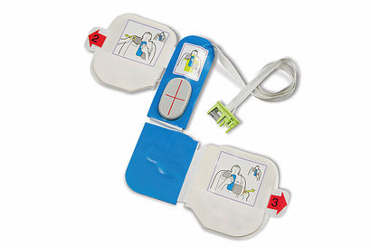 Zoll AED Plus Defibrillator CPR-D-Padz