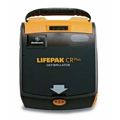 Lifepak CR Plus Defibrillator