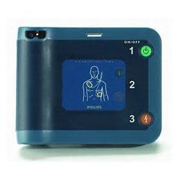 Philips Healthcare Heartstart FRx Semi-Automatic Defibrillator