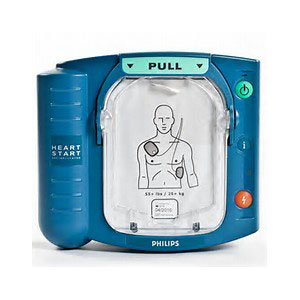 Philips Healthcare Heartstart Onsite HS1 Semi-Automatic Defibrillator