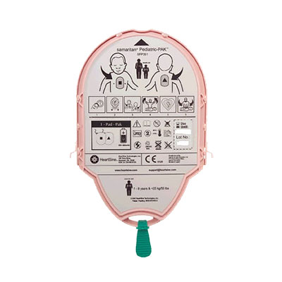 Heartsine Samaritan Pad Child Defibrillator Pad & Battery