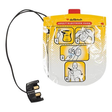 Defibtech Lifeline View Defibrillator Adult Pads
