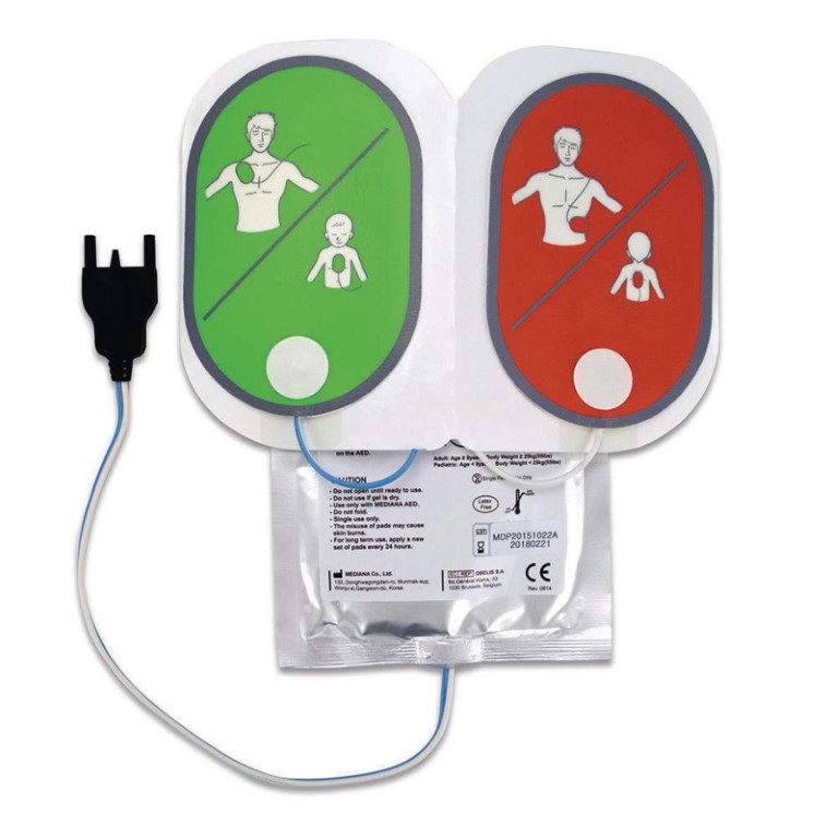 Mediana HeartOn A15 Defibrillator Adult & Child Pads