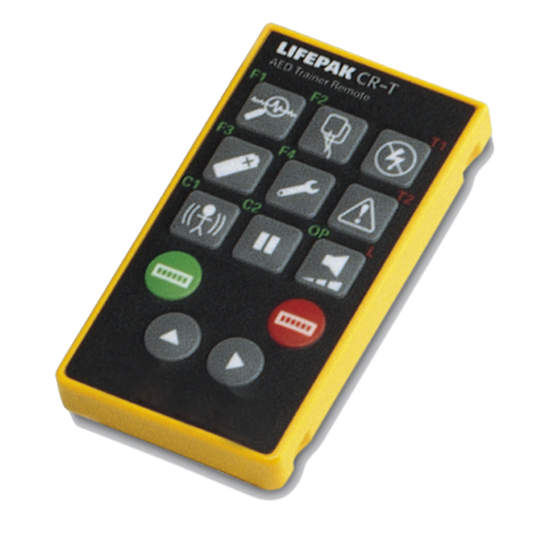 LifePak CR Plus Defibrillator Trainer Remote Control & Cable