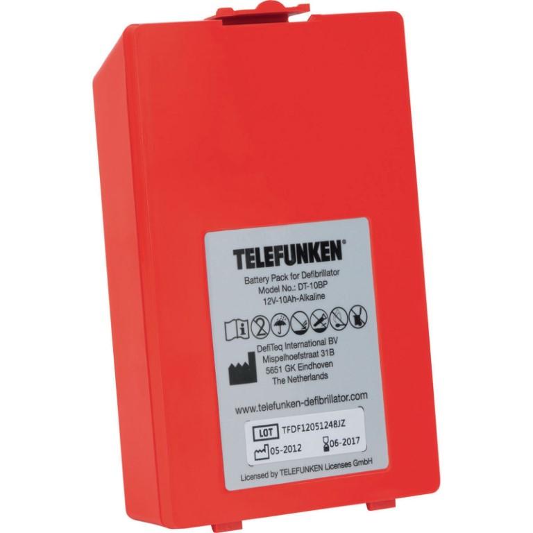 Telefunken Defibrillator Battery