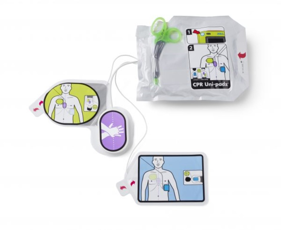 ZOLL AED 3 CPR Uni-Padz((Child & Adult)