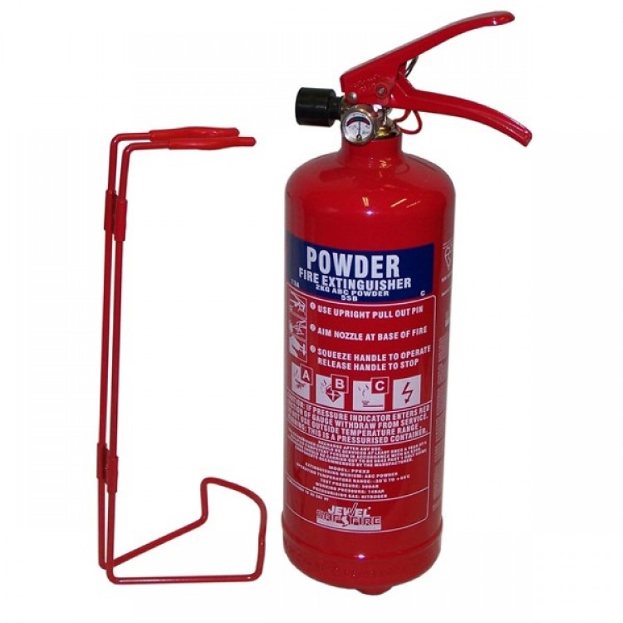 2Kg ABC Powder Fire Extinguisher