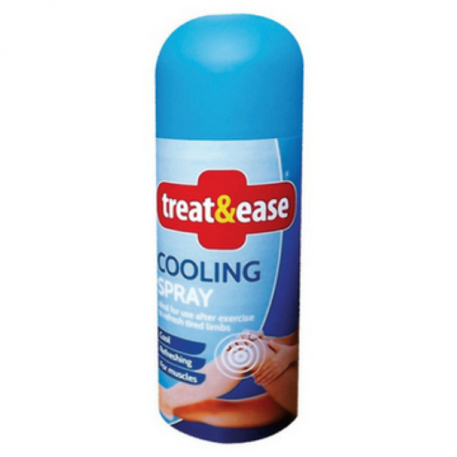Treat & Ease Cooling Cold/Freeze Spray 150ml