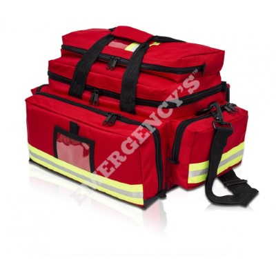 Emergency's ALS Red Light Bag EMPTY