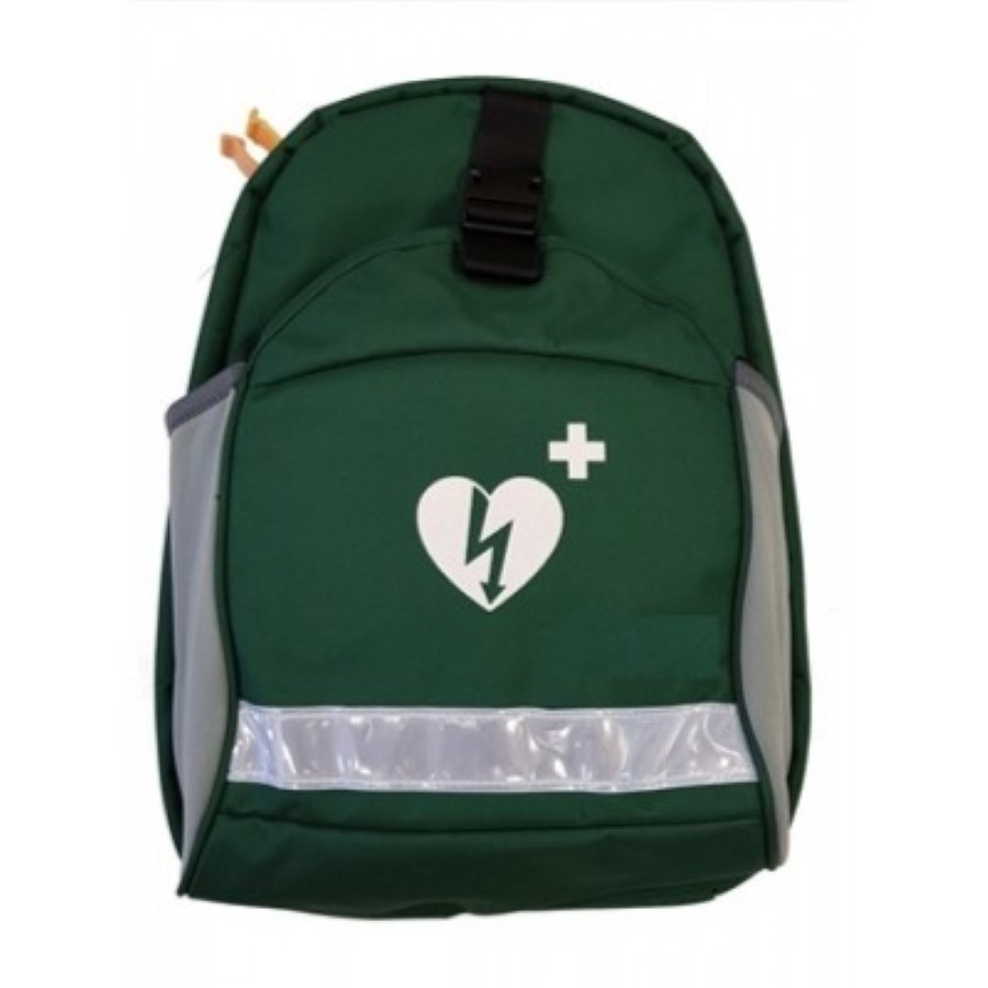 First Responder AED Backpack & Trauma Kit Bag