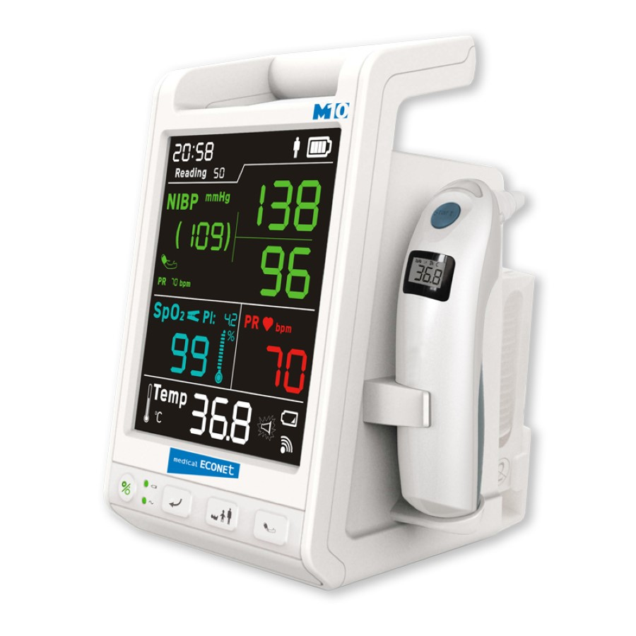 Medical Econet M10 Vital Signs Monitor