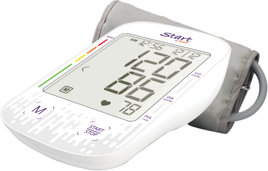 iHealth START Electronic upper arm blood pressure monitor (BPST2)