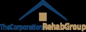 The Corporation Rehab logo