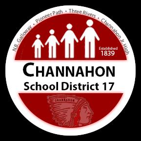 Channahon School District Logo