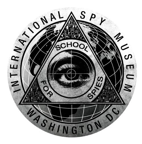 "Spy Museum ""Spy School"" Seal"