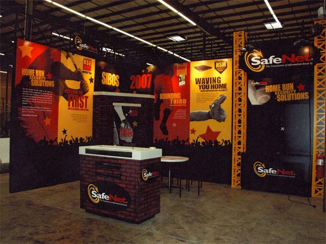 Sibos Tradeshow
