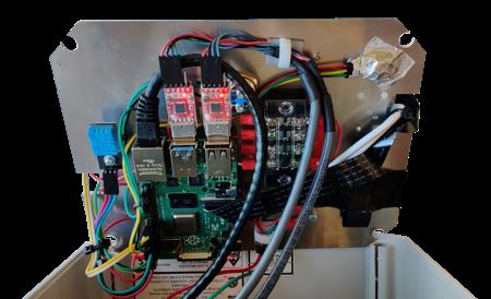EVCC Raspberry Pi Controller