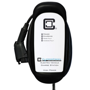 ClipperCreek EV charging station solutions