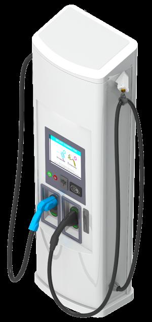 BTC Power 50kW DCFC ev chargers