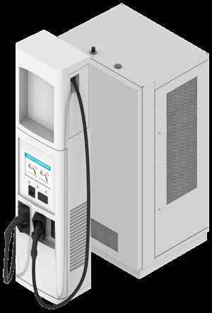 BTC Power 100-200kW DCFC ev chargers