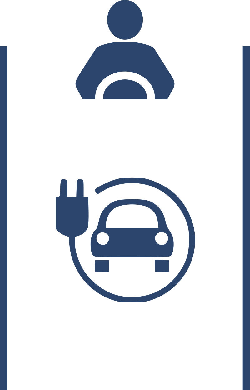 assigned parking spot ev charging