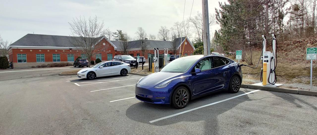 Level 2 ev charging for the workplace