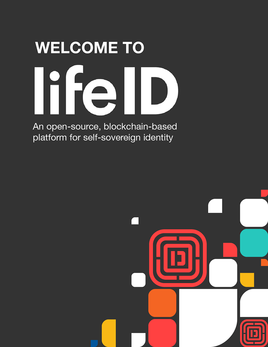 Cover of LifeID whitepaper