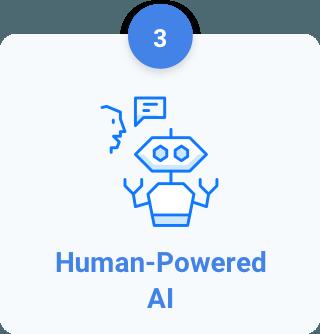 AI phase 3 human-powered AI