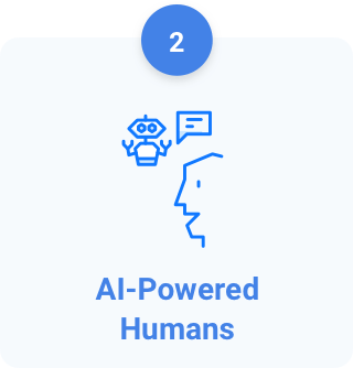 AI phase 2 AI-powered humans