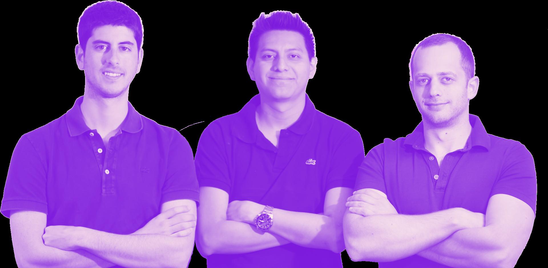 Glia Co-Founders