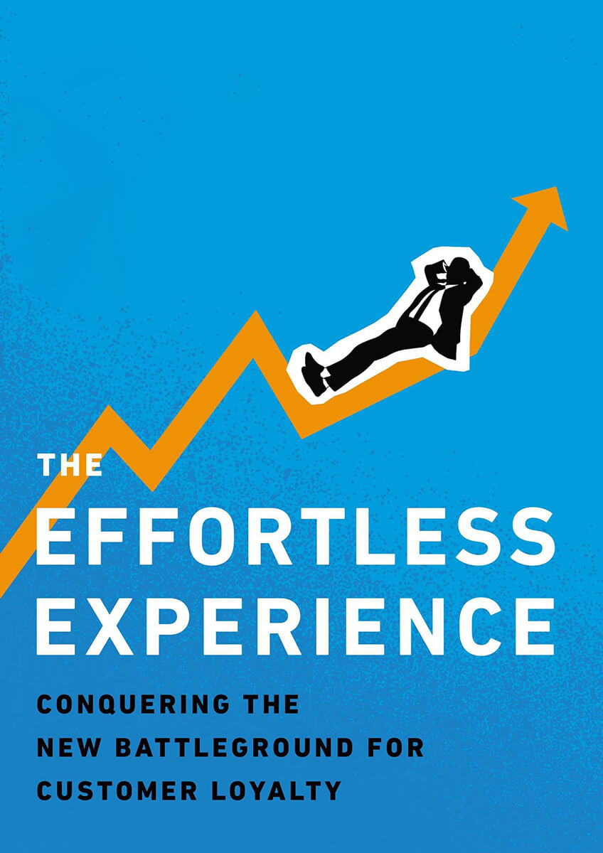 The Effortless Experience book