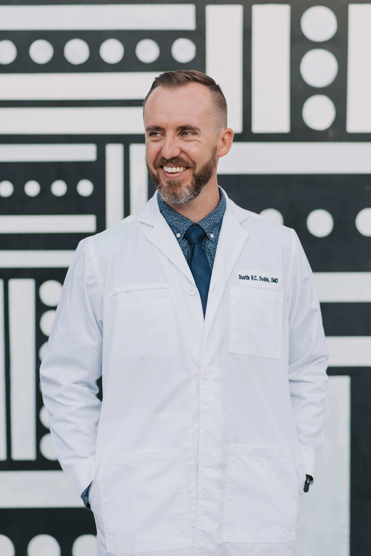 Meet Dr. Dustin