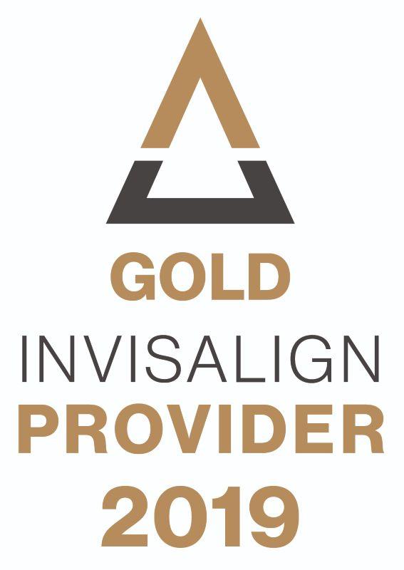 Gold Invisalign Provider 2019