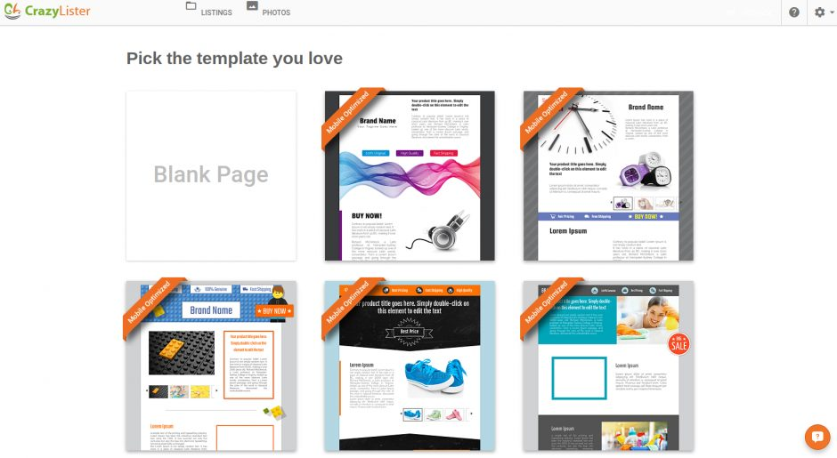 Crazylister Review | eBay Listing Templates That Sell
