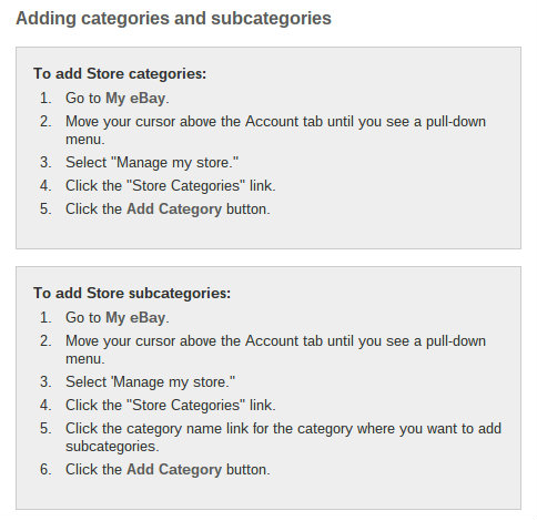 How To Open An Ebay Store Our Step By Step Guide