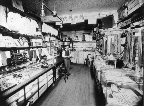 Inside Southeast store (Souri family)