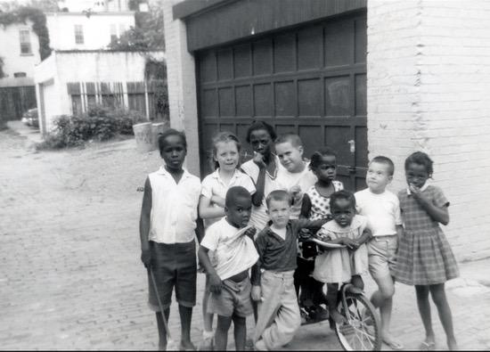 Alley kids