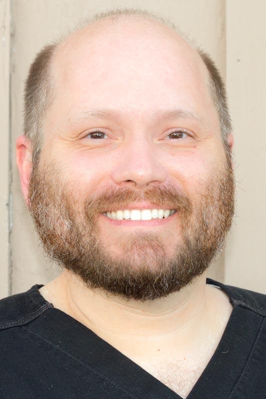 Dr. Jeremy Hardy