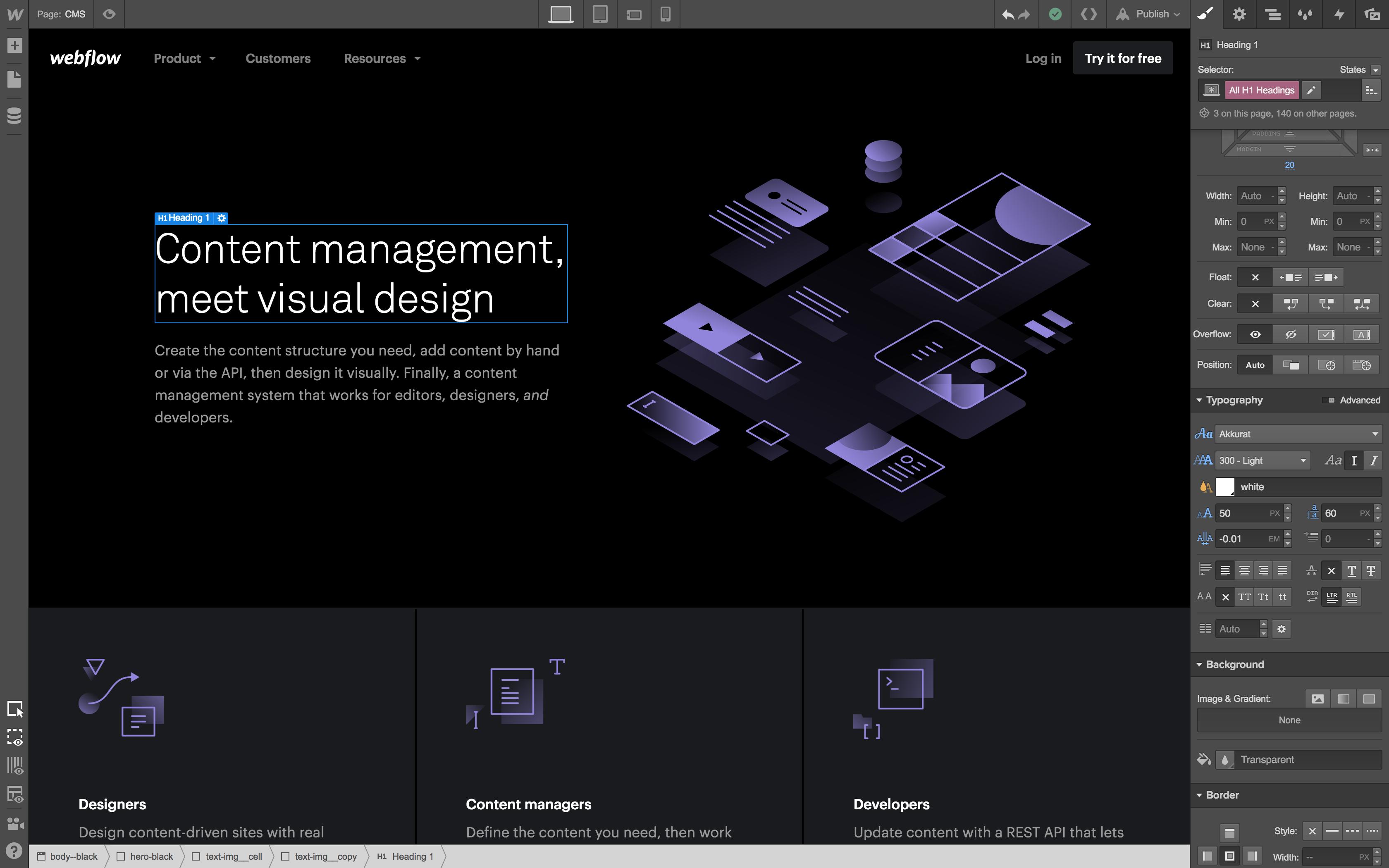 website Image Blog Header
